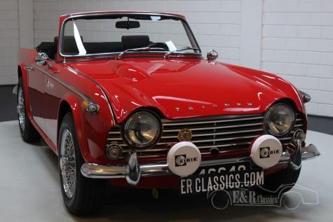 Triumph TR4A IRS 1966  kopen