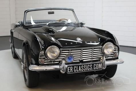 Triumph TR4 Overdrive 1963  kopen