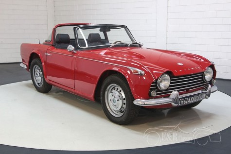 Triumph TR4A IRS kopen
