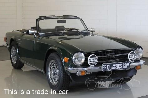 Triumph TR6 Cabriolet 1971 kopen