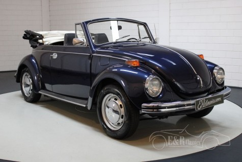 Volkswagen Beetle 1302 cabriolet 1972 kopen