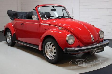 Volkswagen 1303LS cabriolet 1974 kopen