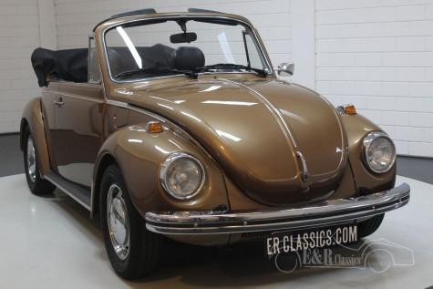 Volkswagen Kever 1303 LS Cabriolet 1973  kopen