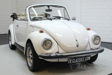 Volkswagen Beetle Cabriolet 1974  kopen