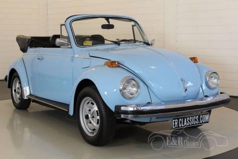 VW Beetle Cabriolet 1979  kopen