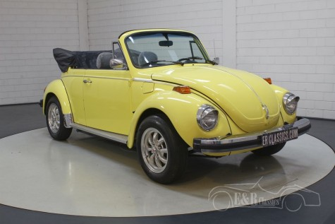 VW Kever Cabriolet kopen