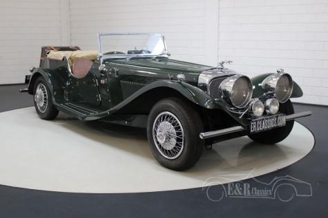Jaguar SS 100 Replica kopen
