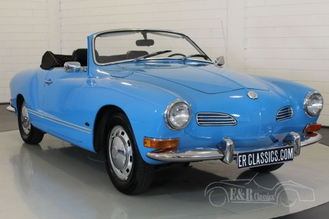 VW Karmann Ghia Cabriolet 1970  kopen