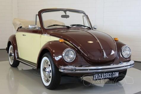 Volkswagen Beetle Cabriolet 1973 kopen