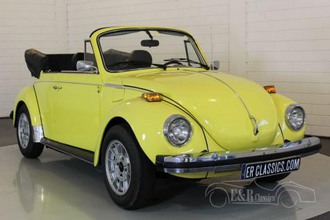 Volkswagen Beetle cabriolet 1979  kopen