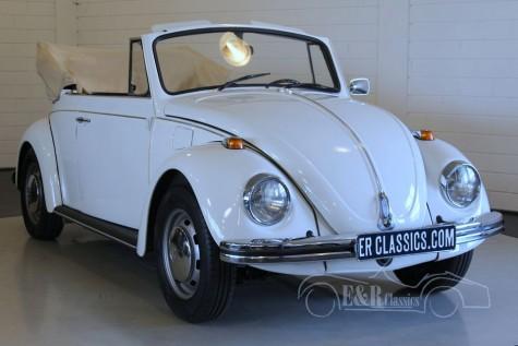 Volkswagen Beetle cabriolet 1500 1968  kopen