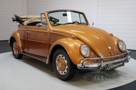Volkswagen Beetle Woody convertible 1966 kopen