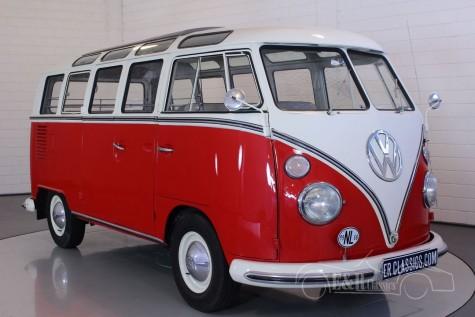 Volkswagen T1 Samba 1966 kopen