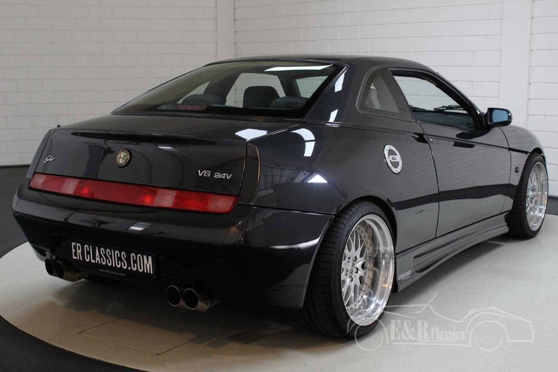 Alfa Romeo Gtv 30 V6 Coupé 1997 Te Koop Bij Erclassics