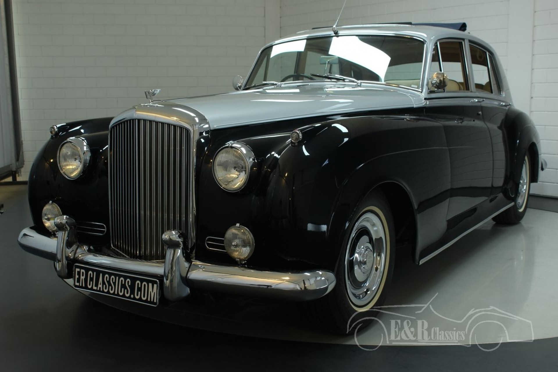 bentley s1 1956 te koop bij erclassics. Black Bedroom Furniture Sets. Home Design Ideas