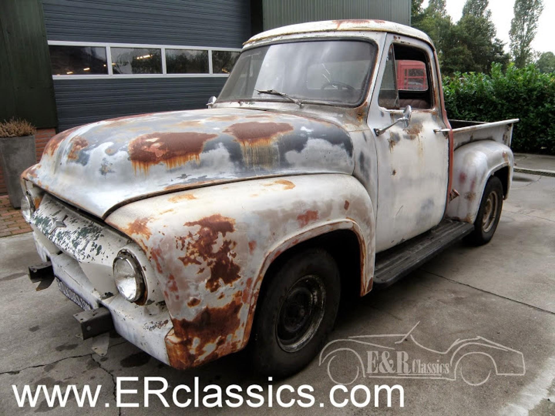 Ford oldtimers | Bekijk de Ford oldtimers van E & R ...
