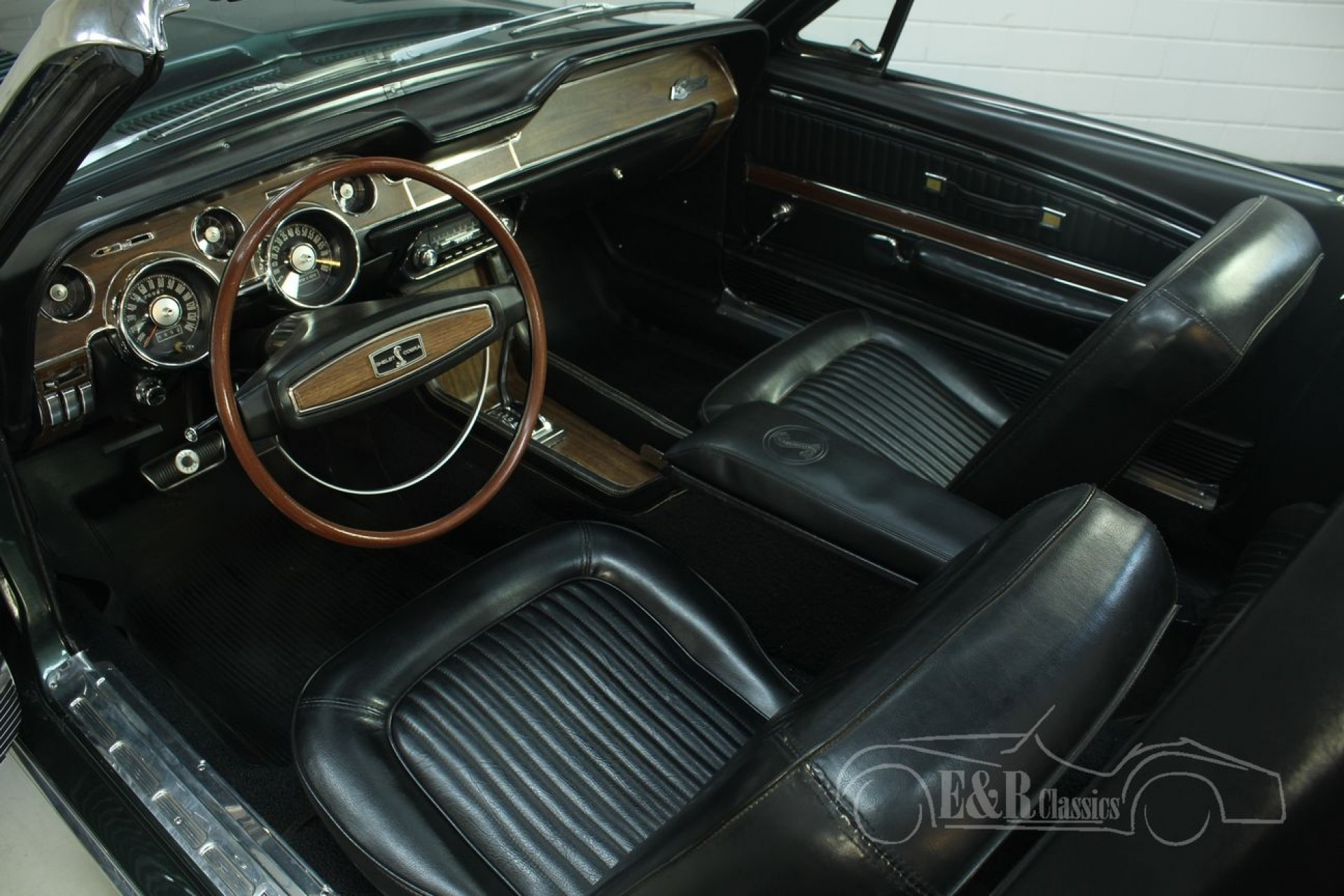 Bekijk alle fotos ford shelby gt500 1968 cabriolet kopen