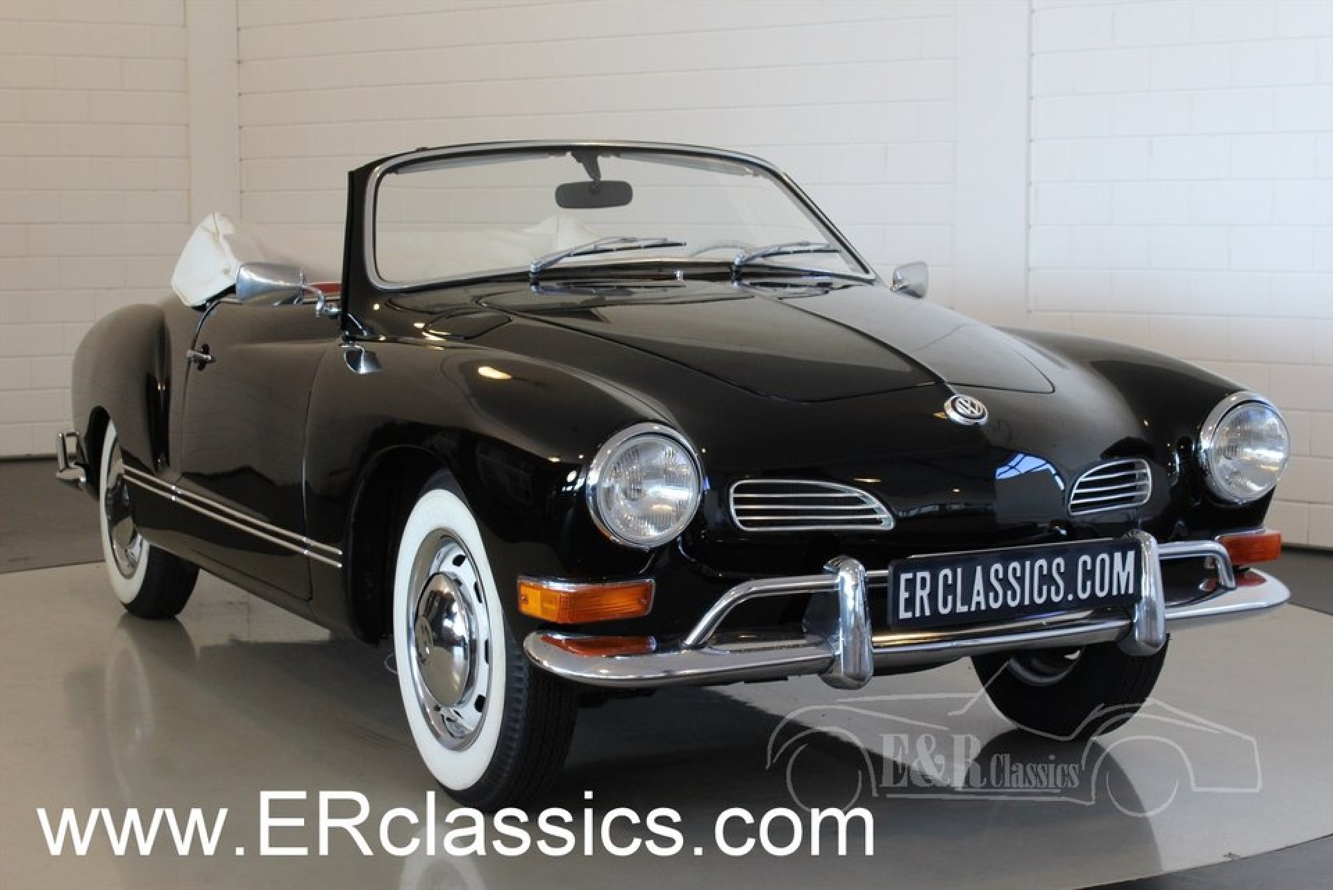 volkswagen karmann ghia 1971 te koop bij erclassics. Black Bedroom Furniture Sets. Home Design Ideas