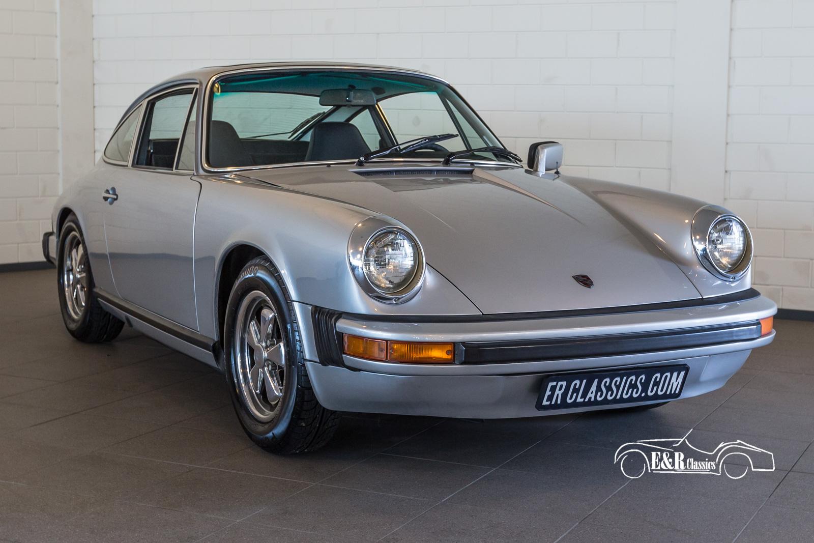 Porsche 911 (1974-1977)