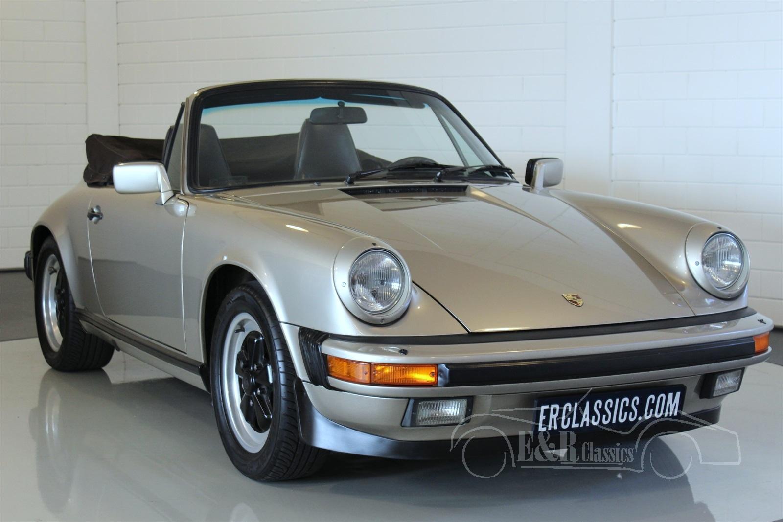 Porsche 911 (1984 - 1989)
